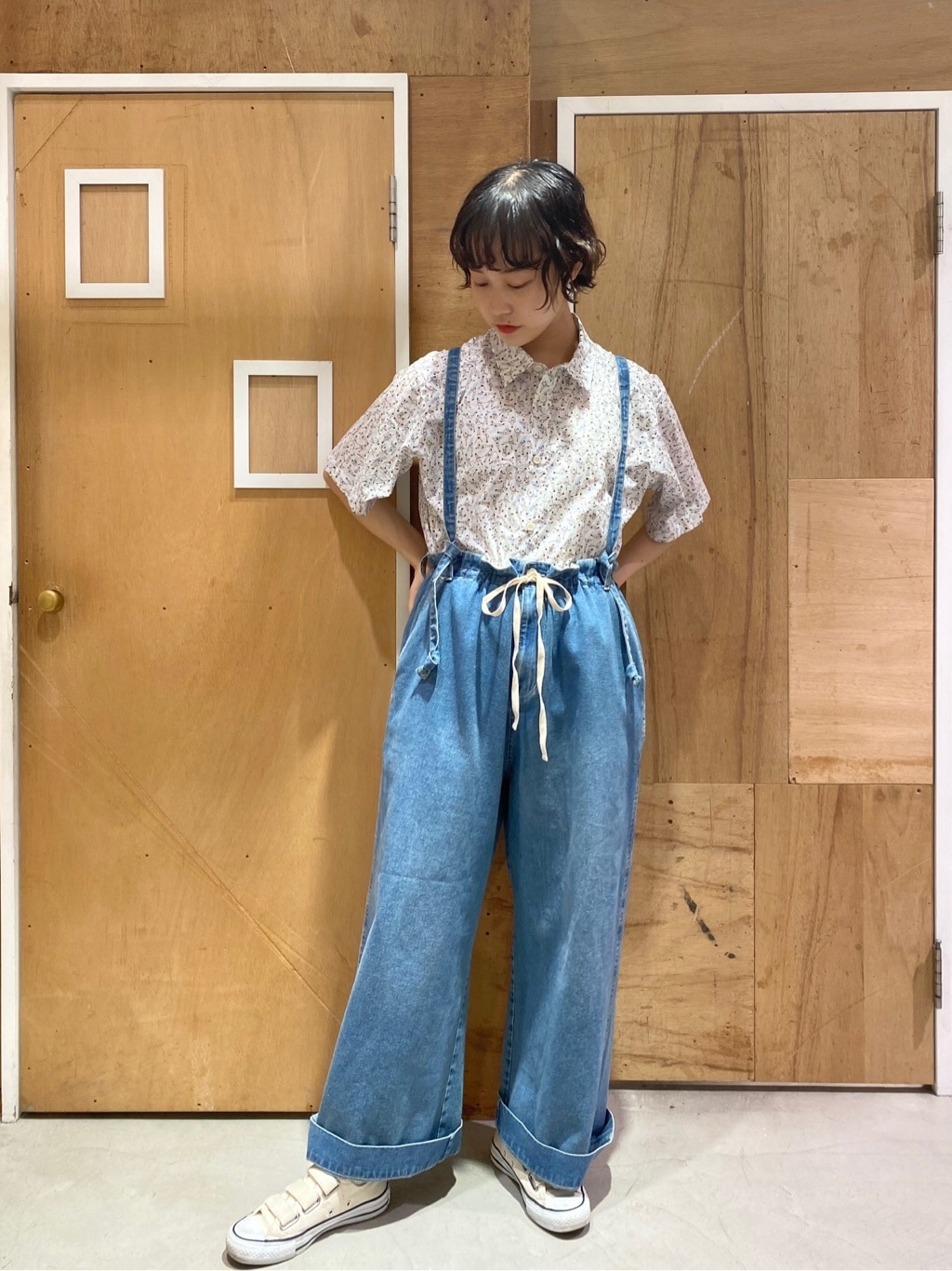 l'atelier du savon 新宿ミロード 身長:159cm 2020.06.20