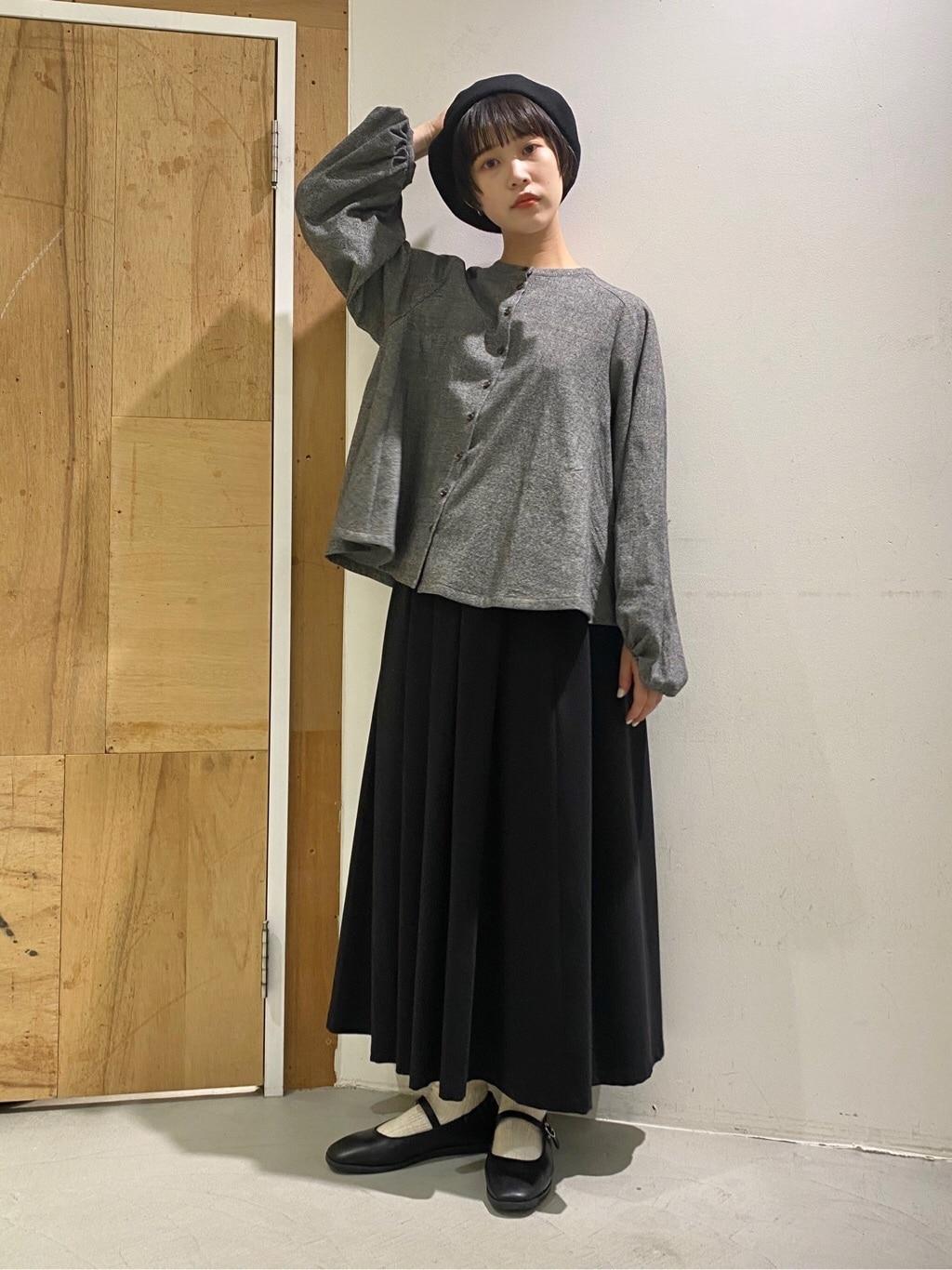 l'atelier du savon 新宿ミロード 身長:159cm 2020.11.11