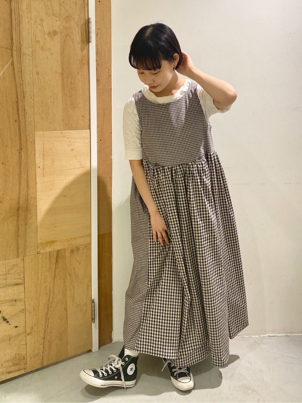 l'atelier du savon 新宿ミロード 身長:159cm 2020.06.05