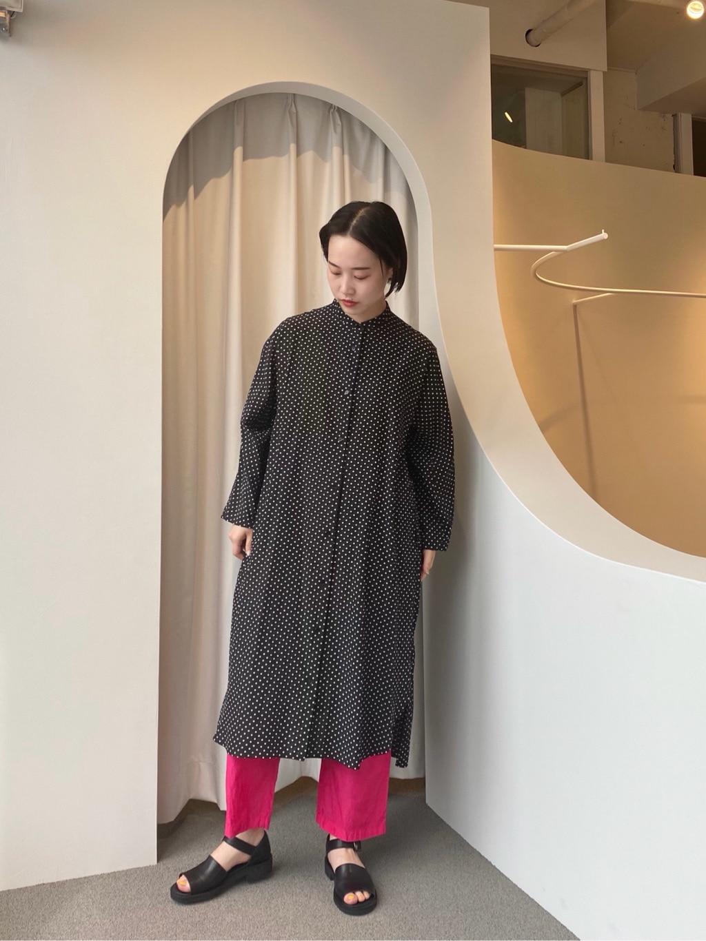 - l'atelier du savon circle in circle ラフォーレ原宿 身長:159cm 2021.05.14