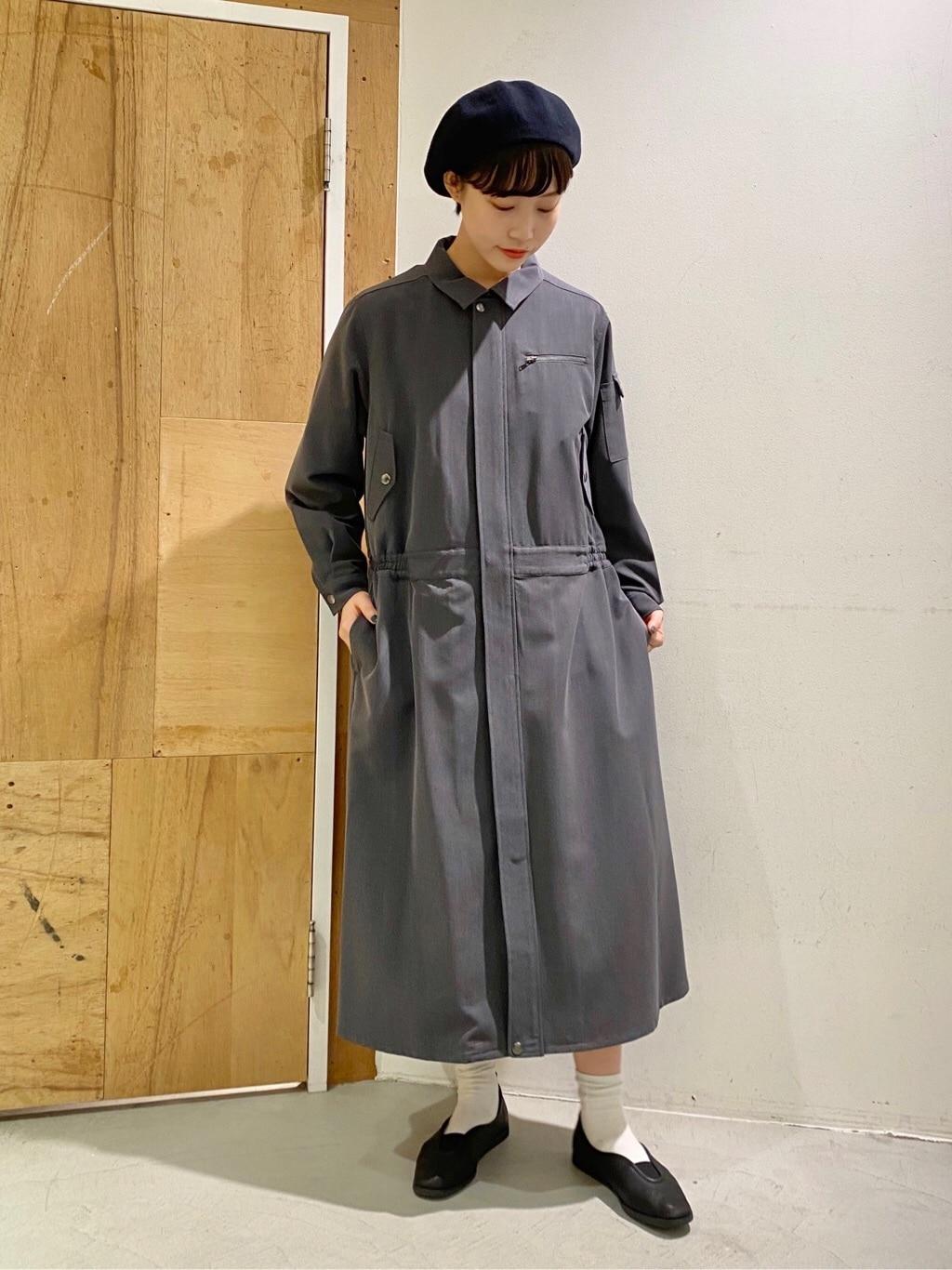 l'atelier du savon 新宿ミロード 身長:159cm 2020.10.07