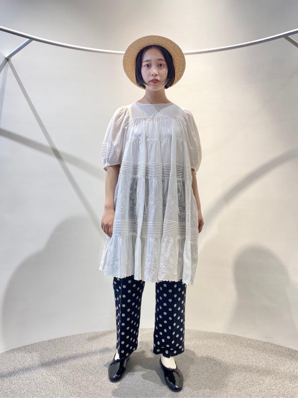 circle in circle ラフォーレ原宿 2021.07.08