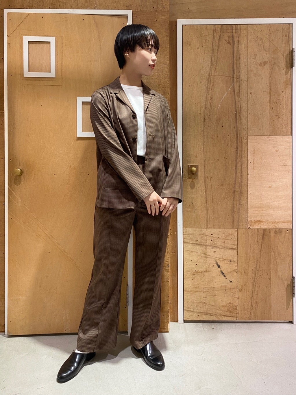 l'atelier du savon 新宿ミロード 身長:159cm 2020.09.13