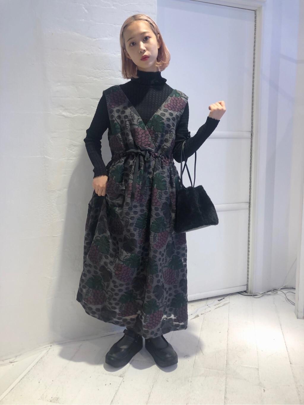 l'atelier du savon ラフォーレ原宿 身長:159cm 2019.10.15