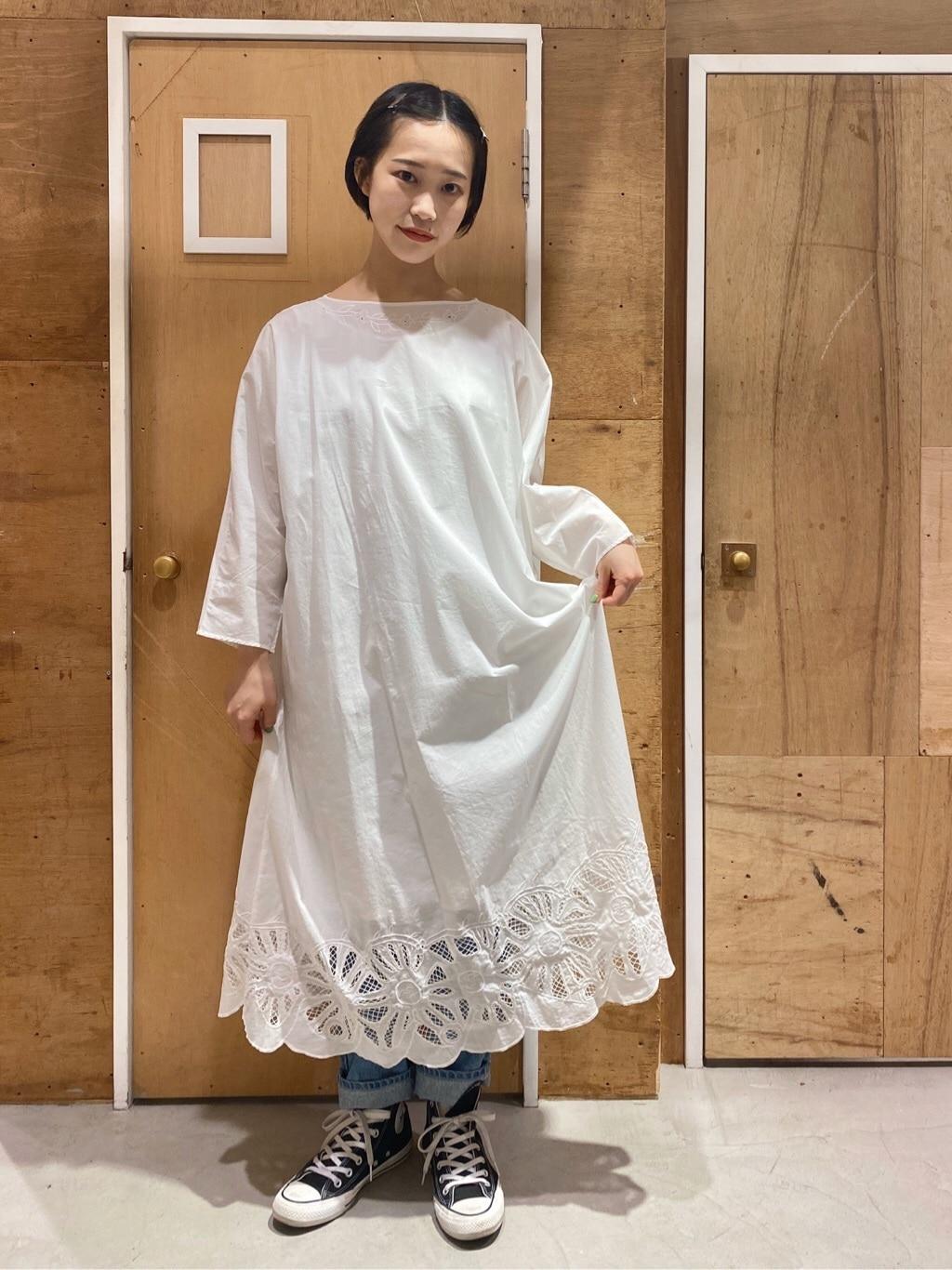l'atelier du savon 新宿ミロード 身長:159cm 2020.04.07