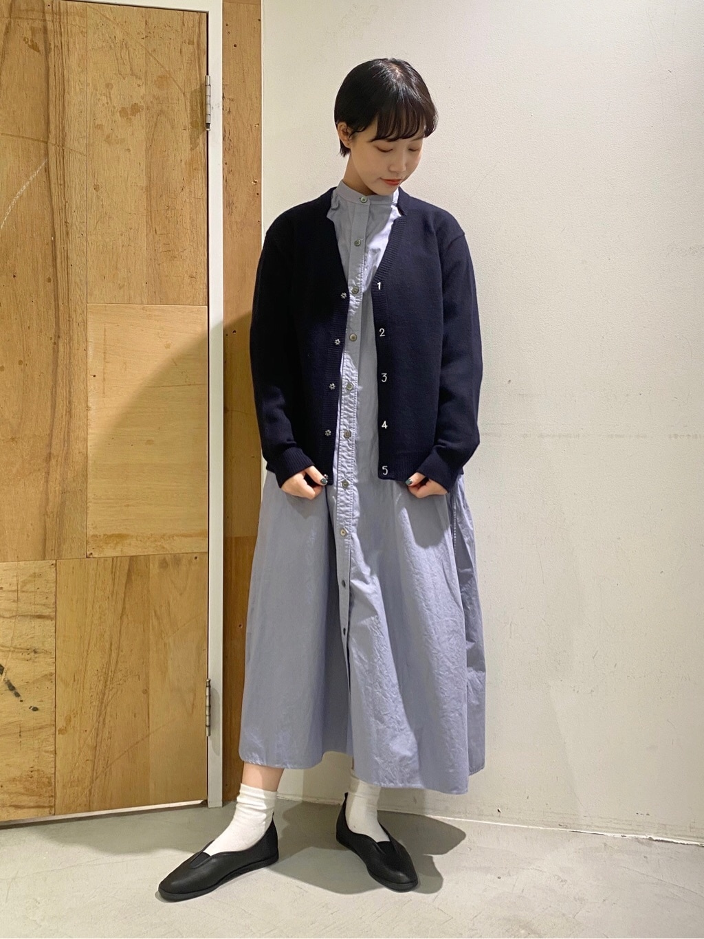 l'atelier du savon 新宿ミロード 身長:159cm 2020.10.16