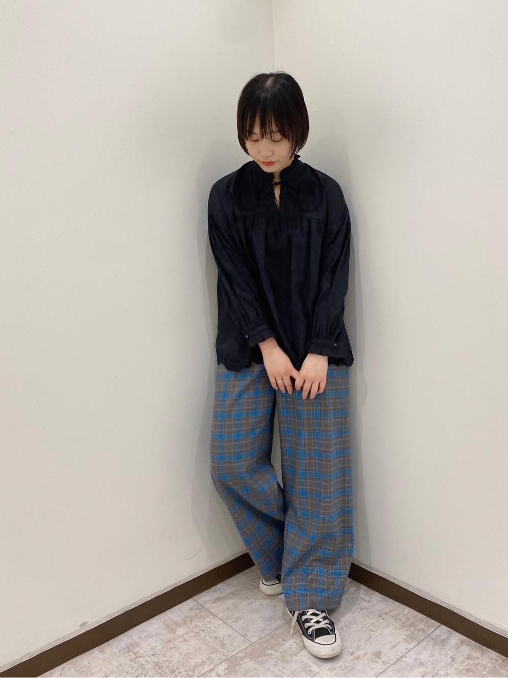 l'atelier du savon 新宿ミロード 身長:159cm 2020.07.13