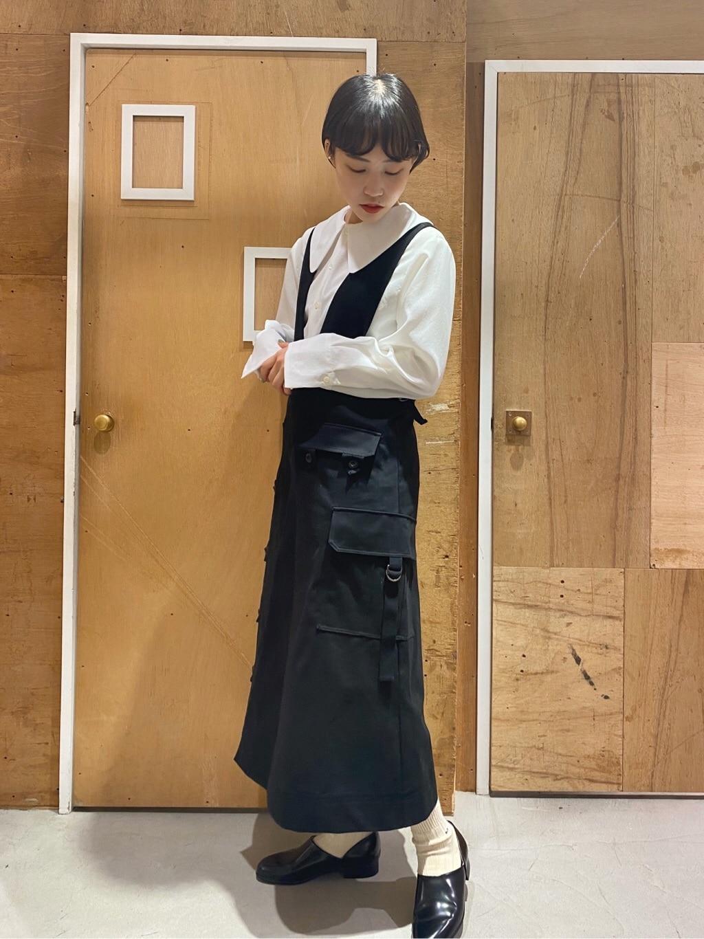 l'atelier du savon 新宿ミロード 身長:159cm 2020.04.05