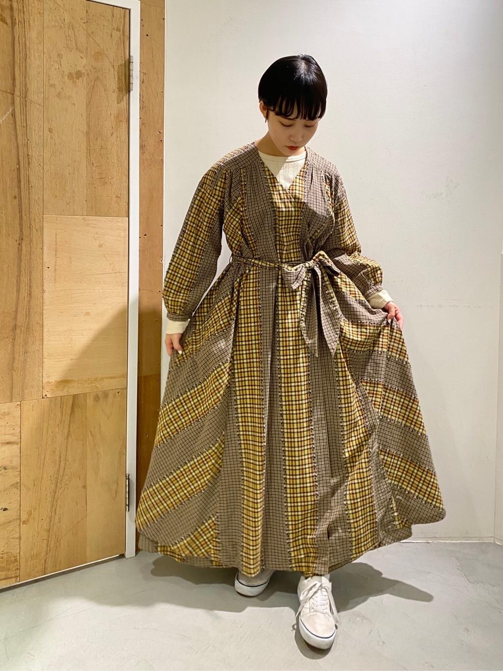 l'atelier du savon 新宿ミロード 身長:159cm 2020.09.20