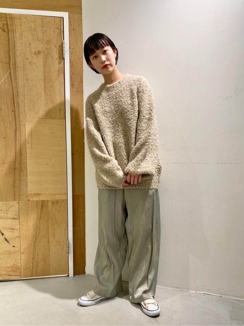 l'atelier du savon 新宿ミロード 身長:159cm 2020.12.19