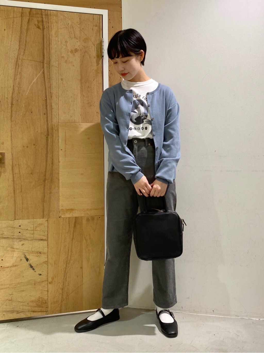 l'atelier du savon 新宿ミロード 身長:159cm 2020.10.09