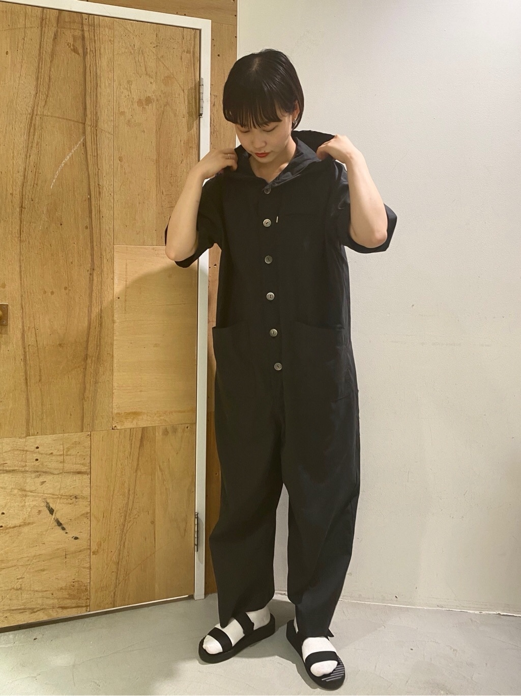 l'atelier du savon 新宿ミロード 身長:159cm 2020.06.16