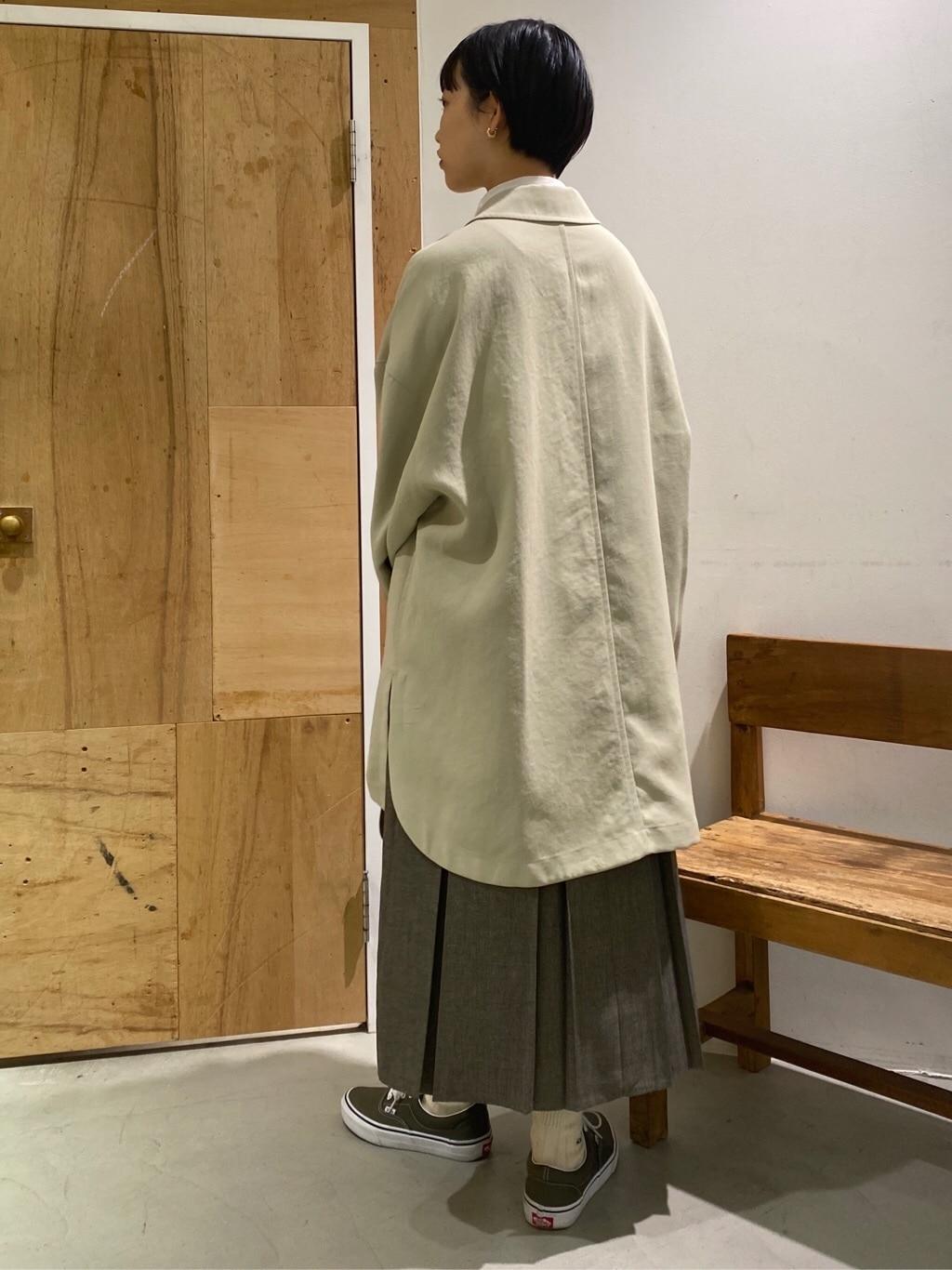 l'atelier du savon 新宿ミロード 身長:159cm 2020.10.30
