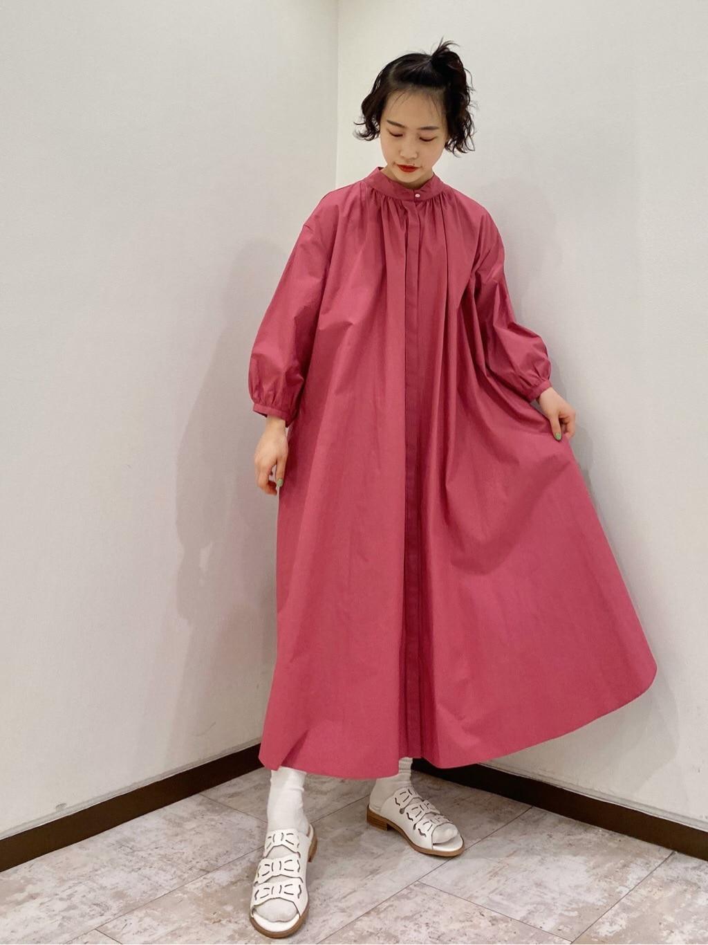 l'atelier du savon 新宿ミロード 身長:159cm 2020.04.06