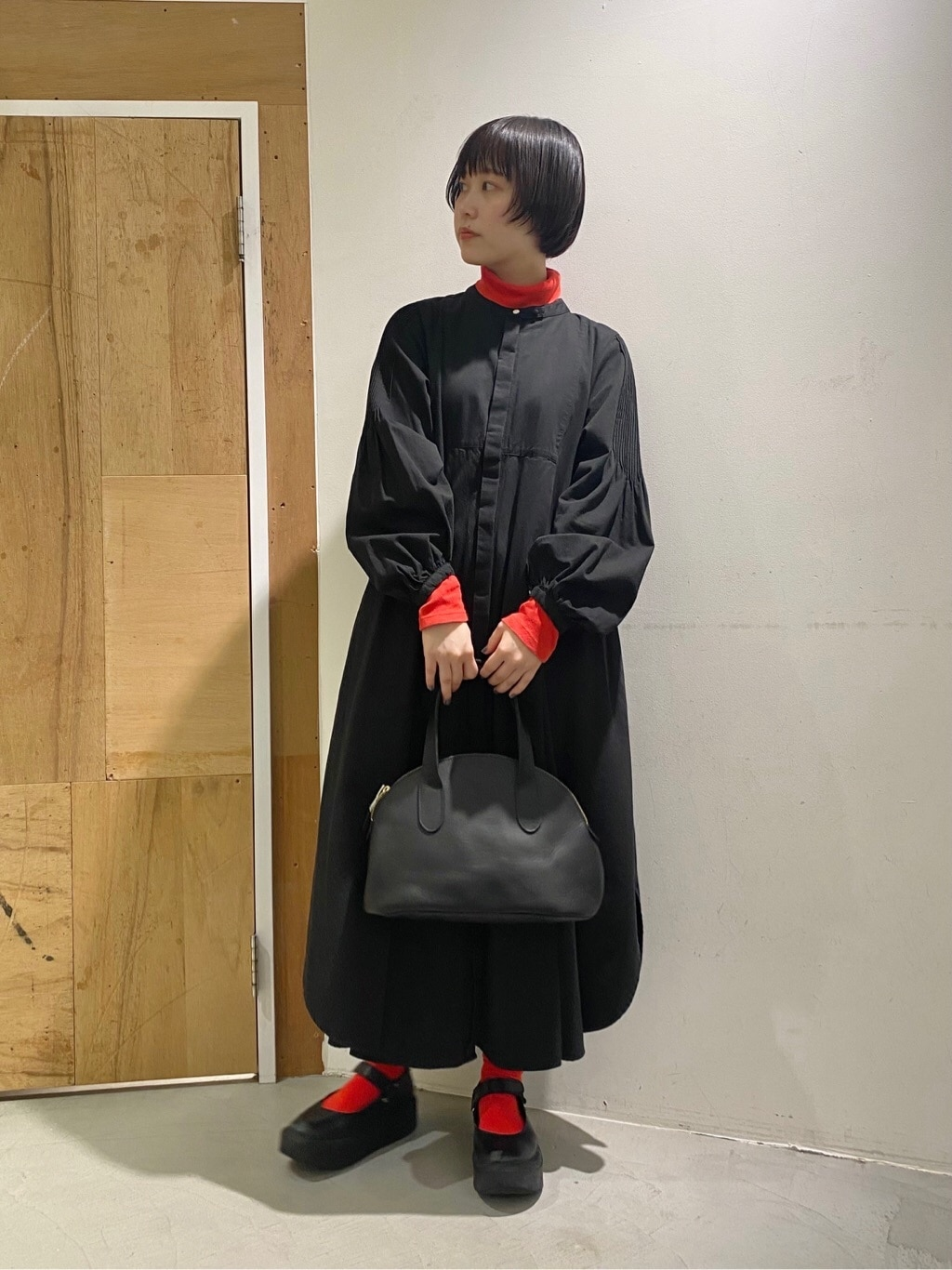 l'atelier du savon 新宿ミロード 身長:159cm 2020.12.18