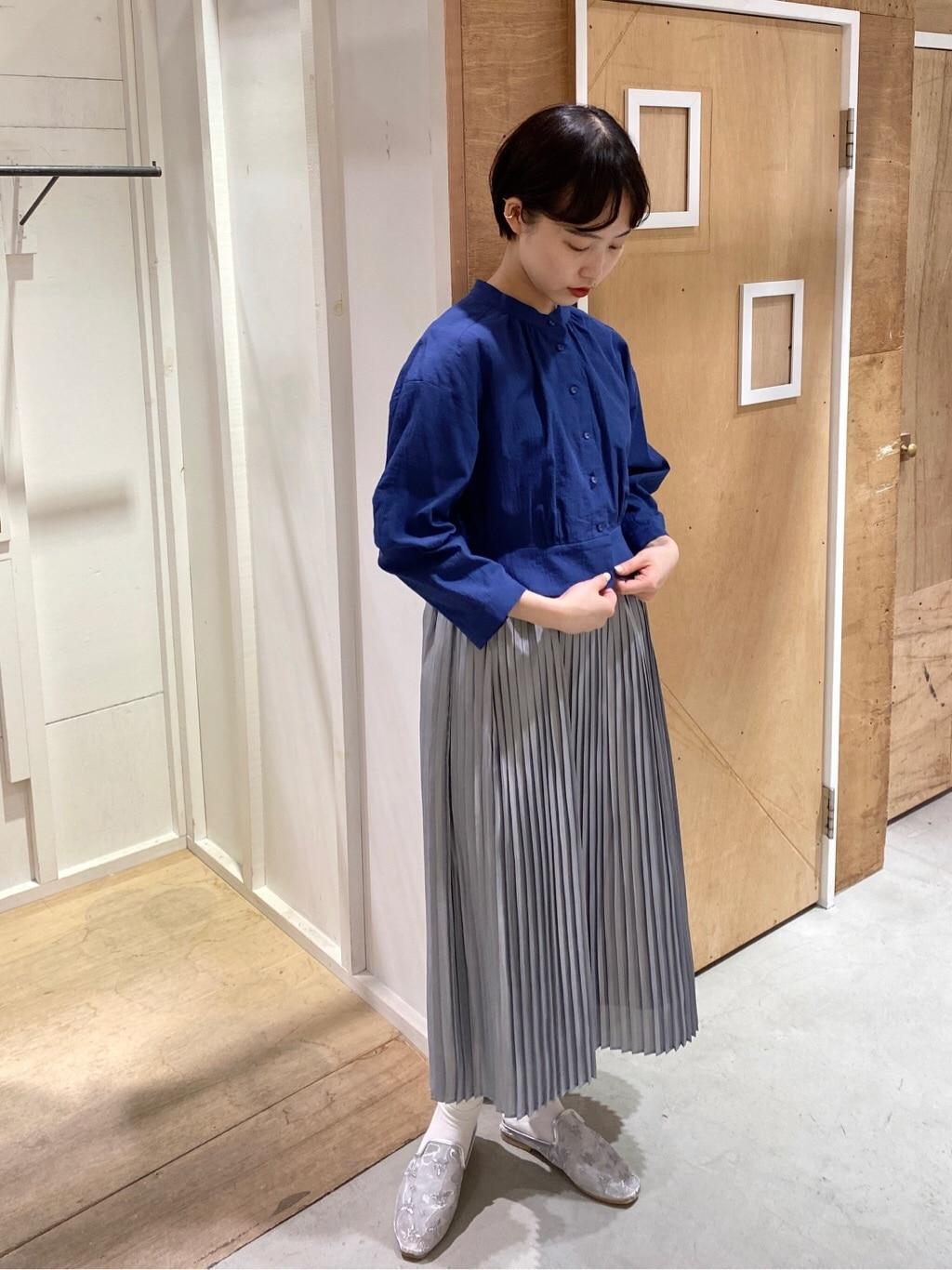 l'atelier du savon 新宿ミロード 身長:159cm 2020.03.24
