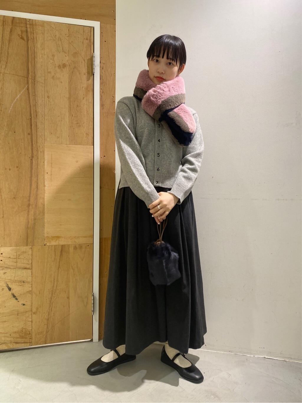 l'atelier du savon 新宿ミロード 身長:159cm 2020.09.30