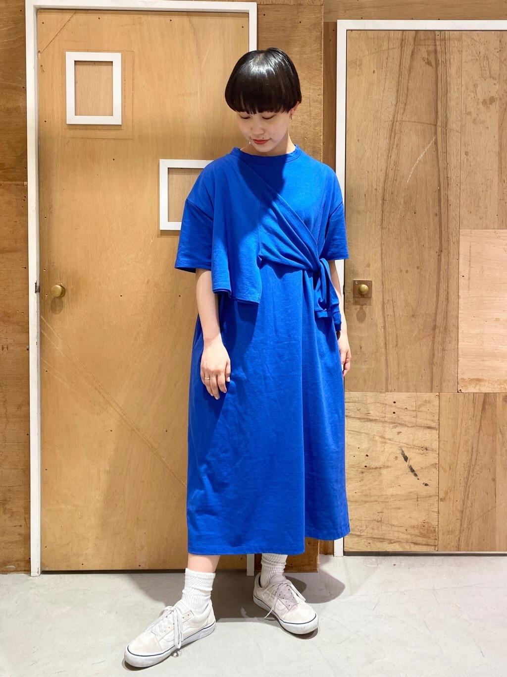 l'atelier du savon 新宿ミロード 身長:159cm 2020.08.23