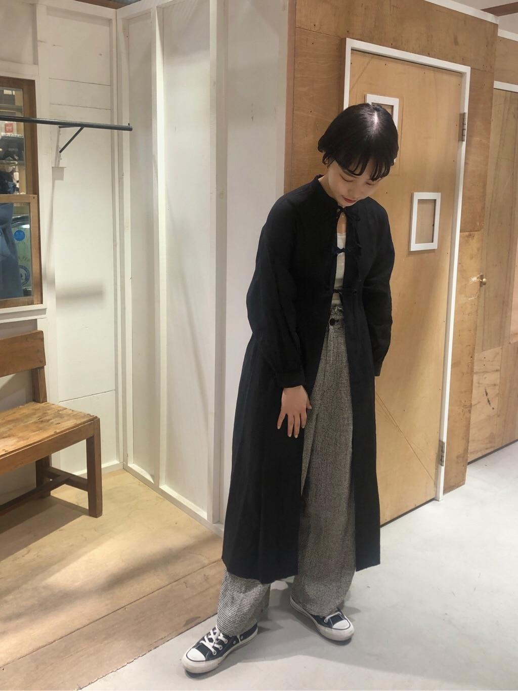 l'atelier du savon ラフォーレ原宿 身長:159cm 2020.03.11