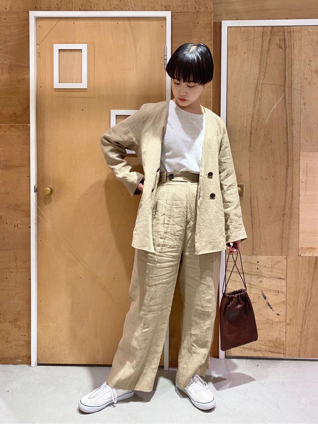 l'atelier du savon 新宿ミロード 身長:159cm 2020.08.22