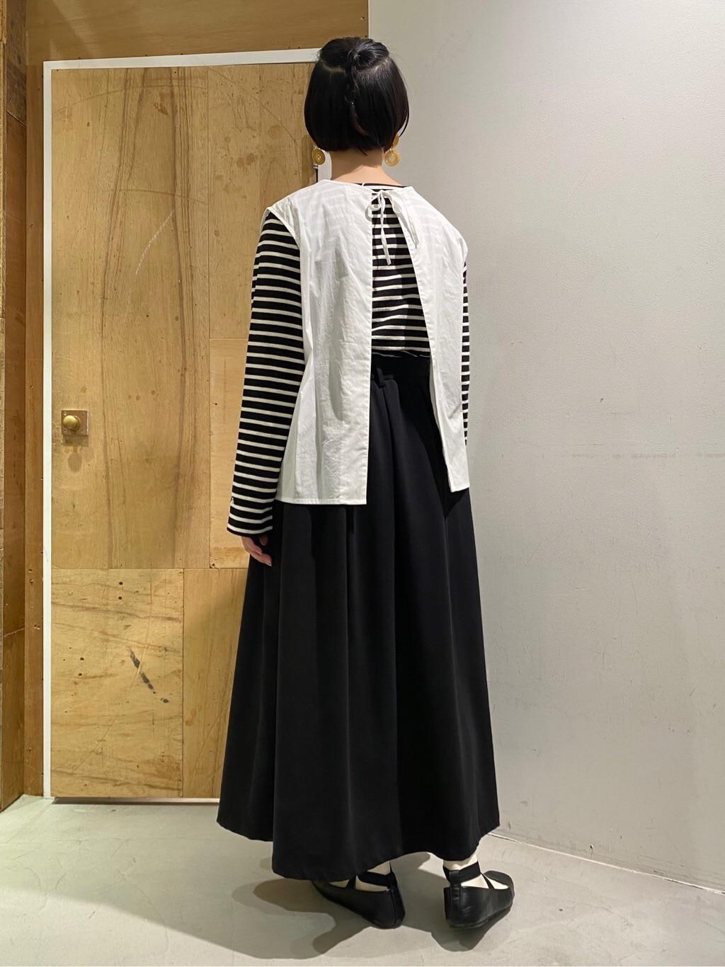 l'atelier du savon 新宿ミロード 身長:159cm 2020.12.29