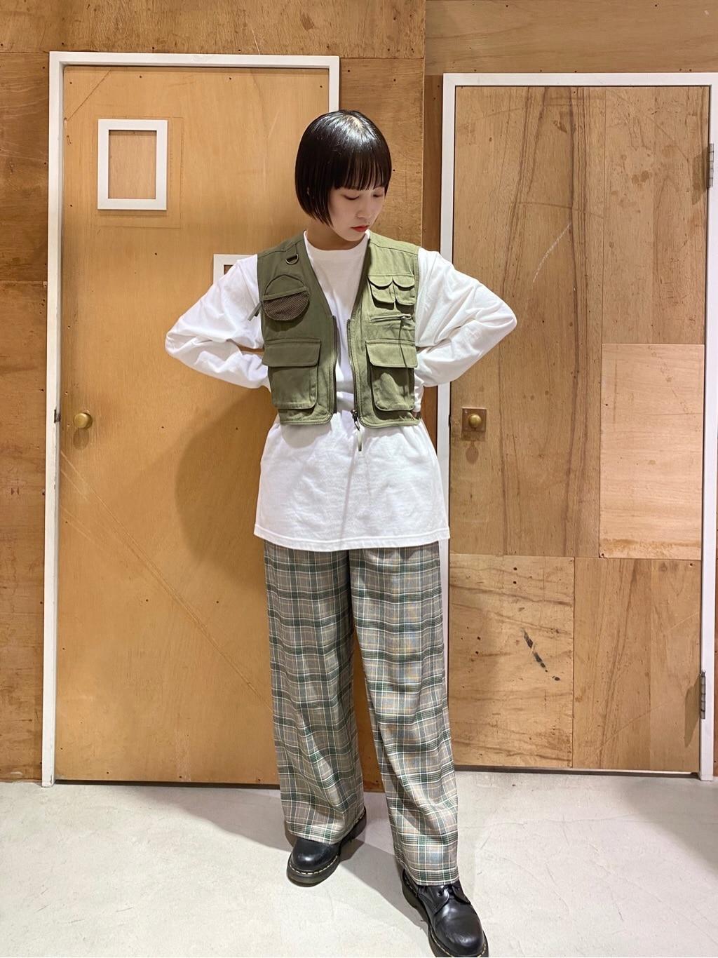 l'atelier du savon 新宿ミロード 身長:159cm 2020.07.22