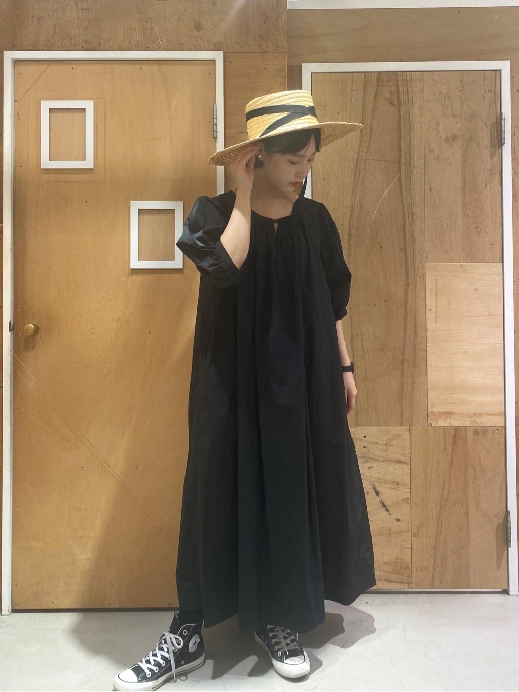 l'atelier du savon 新宿ミロード 身長:159cm 2020.07.04