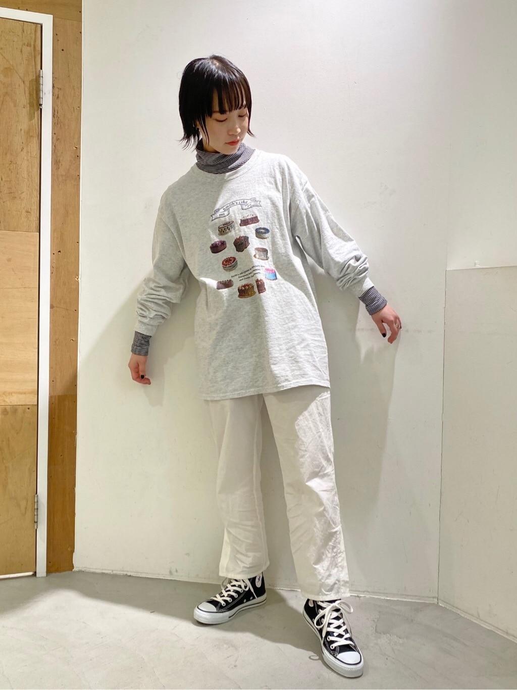 新宿ミロード 2021.02.10