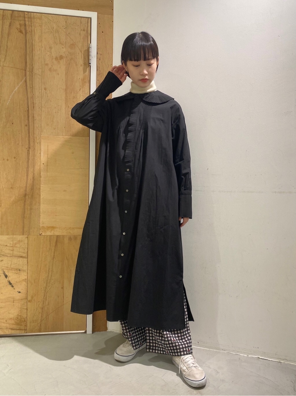 l'atelier du savon 新宿ミロード 身長:159cm 2021.02.03
