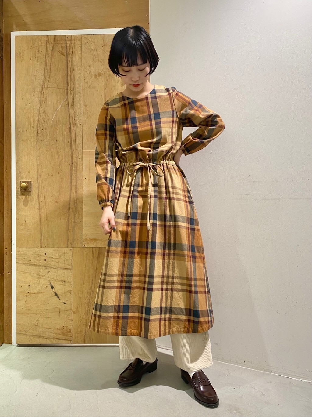 l'atelier du savon 新宿ミロード 身長:159cm 2020.12.12
