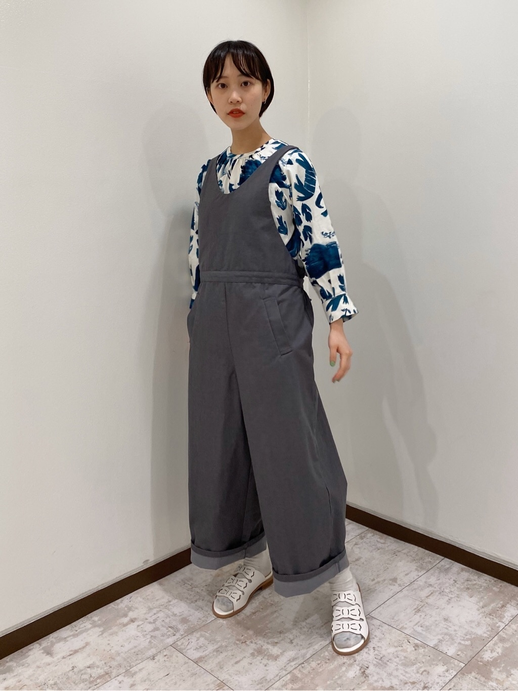 l'atelier du savon 新宿ミロード 身長:159cm 2020.04.02