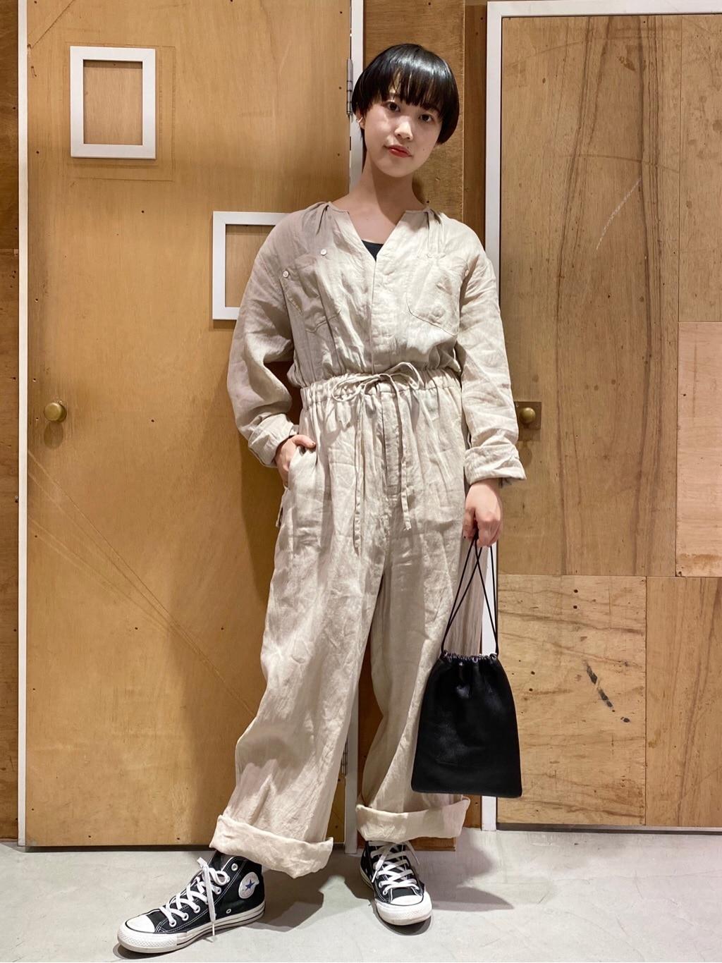 l'atelier du savon 新宿ミロード 身長:159cm 2020.09.11