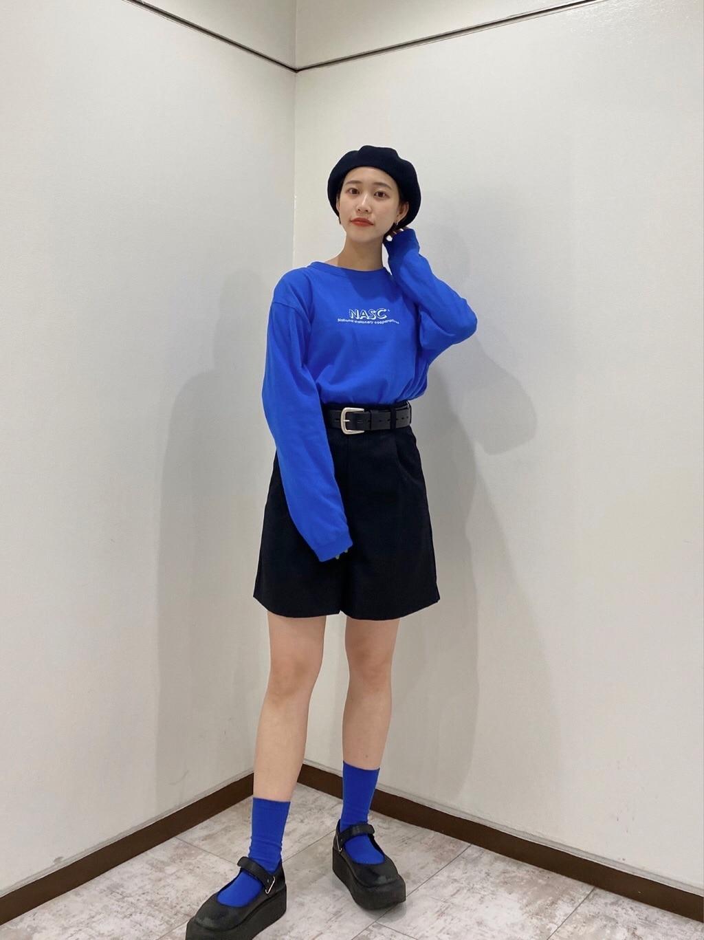 l'atelier du savon 新宿ミロード 身長:159cm 2020.04.04