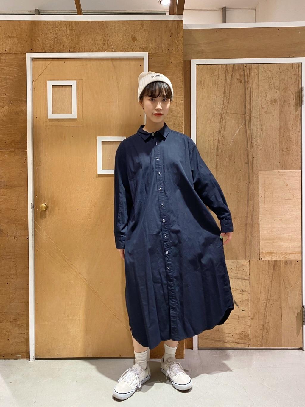 l'atelier du savon 新宿ミロード 身長:159cm 2020.03.28