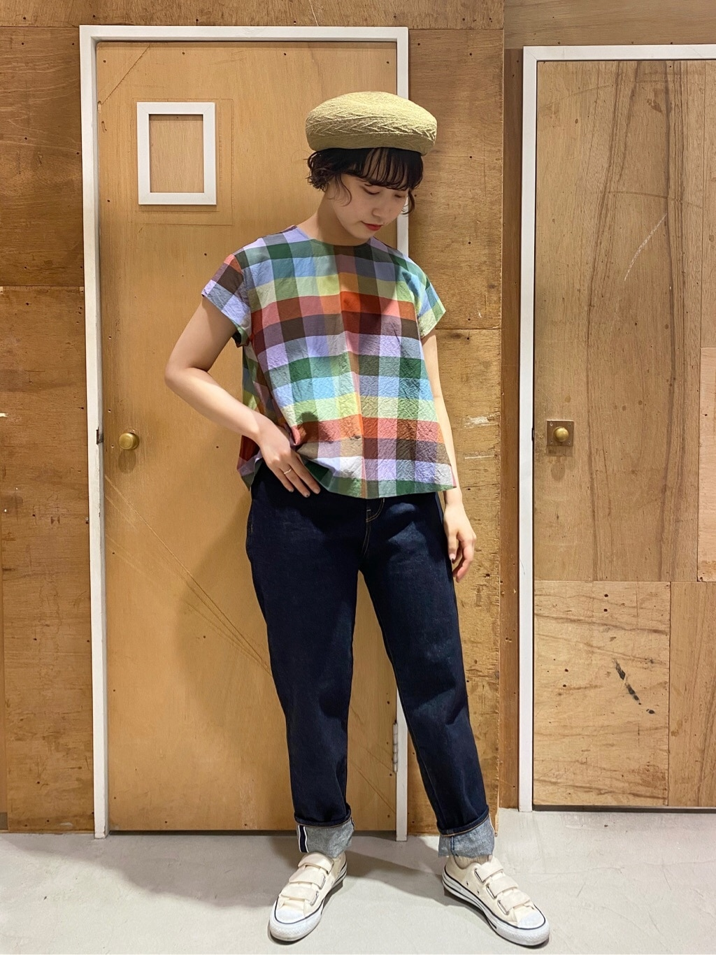 l'atelier du savon 新宿ミロード 身長:159cm 2020.06.21