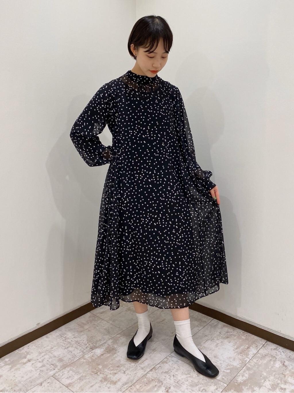 l'atelier du savon 新宿ミロード 身長:159cm 2020.04.01