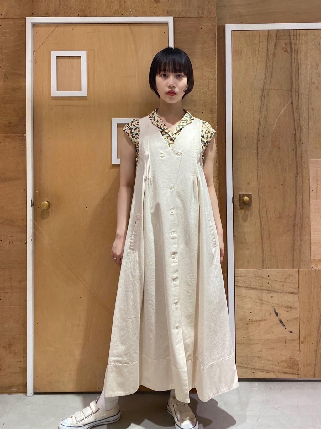 l'atelier du savon 新宿ミロード 身長:159cm 2020.06.30