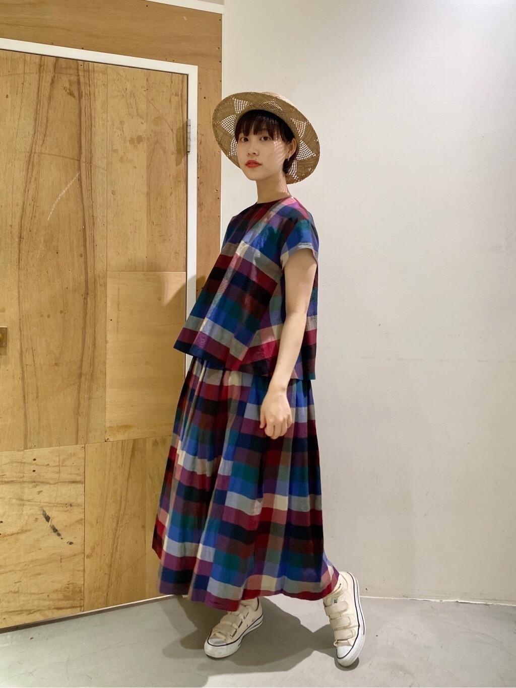 l'atelier du savon 新宿ミロード 身長:159cm 2020.06.15