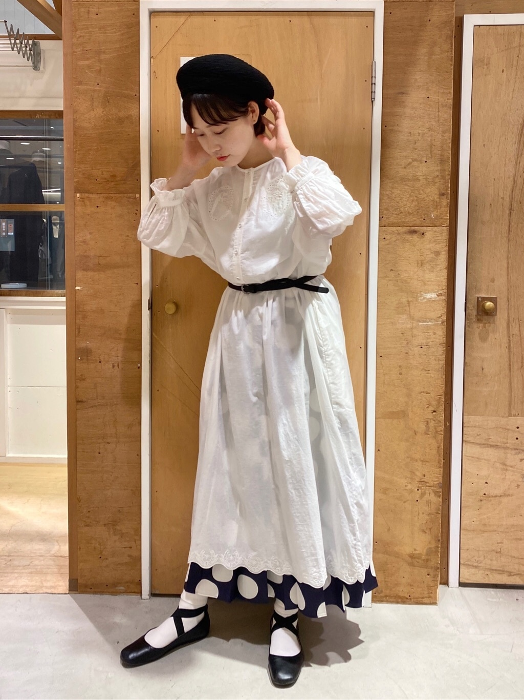 l'atelier du savon 新宿ミロード 身長:159cm 2020.07.09
