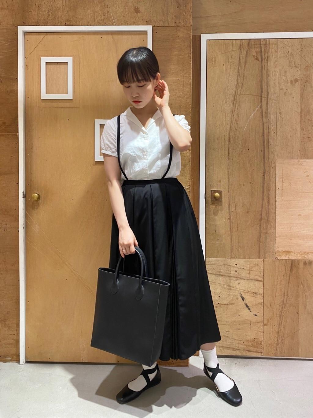 l'atelier du savon 新宿ミロード 身長:159cm 2020.06.18