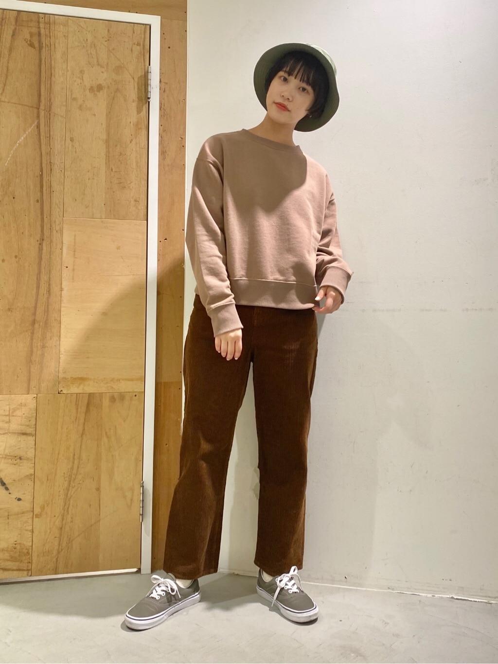 l'atelier du savon 新宿ミロード 身長:159cm 2020.11.09