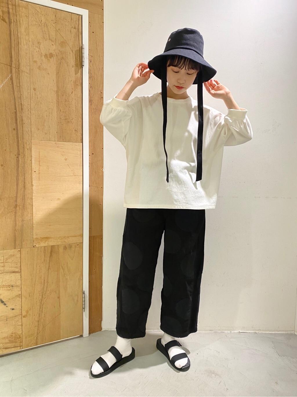 l'atelier du savon 新宿ミロード 身長:159cm 2020.06.11