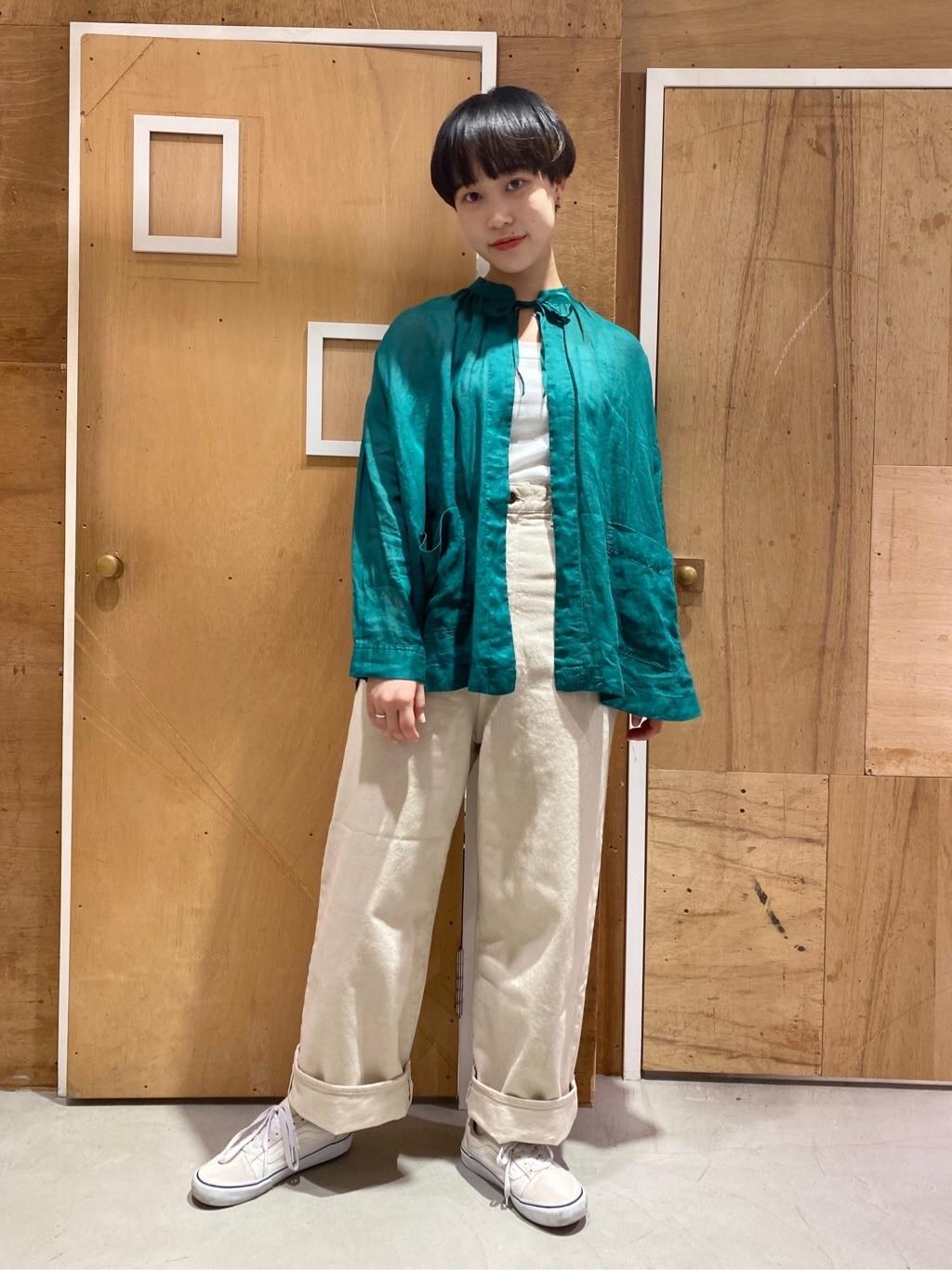 l'atelier du savon 新宿ミロード 身長:159cm 2020.08.17