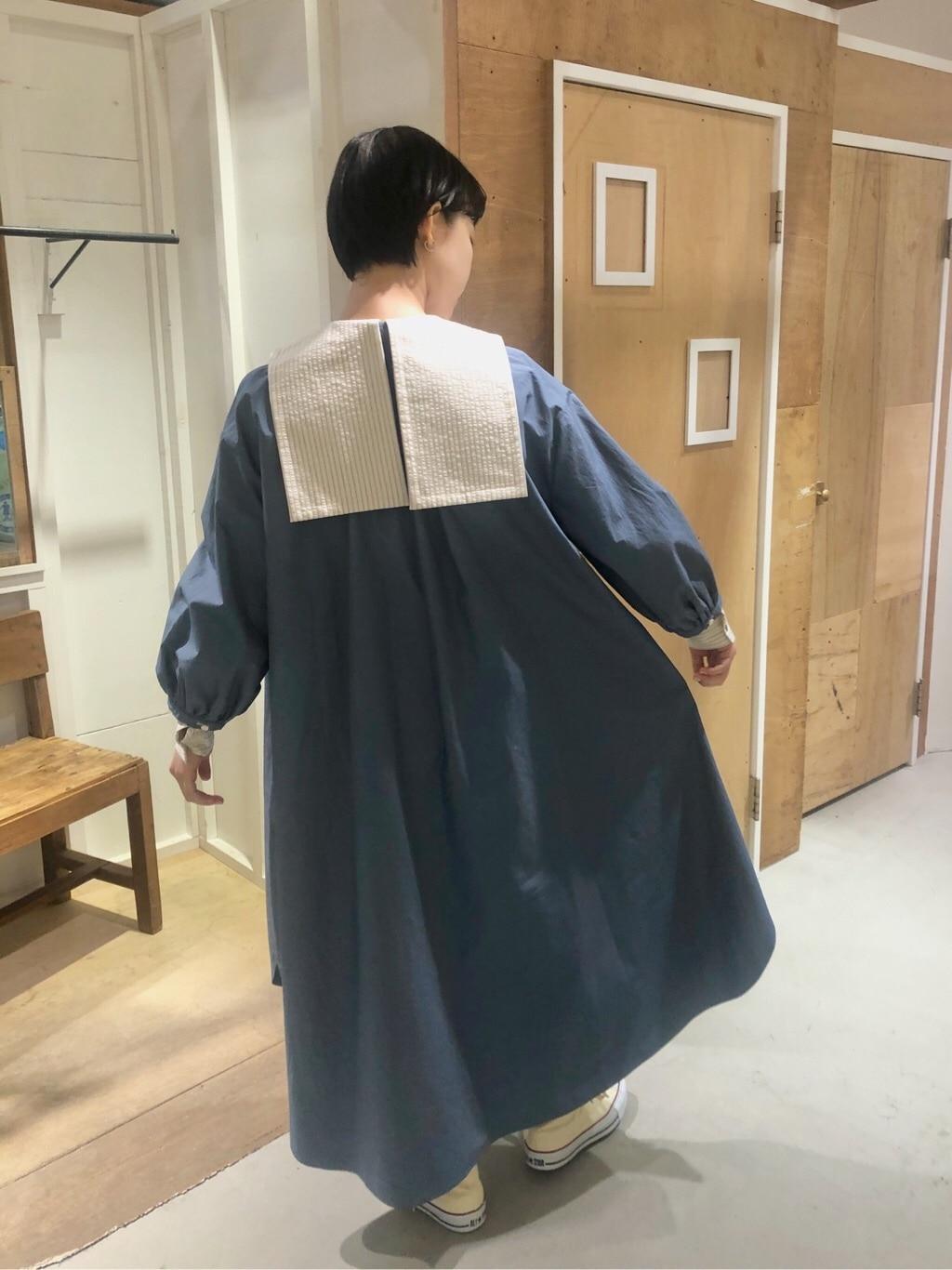 l'atelier du savon ラフォーレ原宿 身長:159cm 2020.03.09