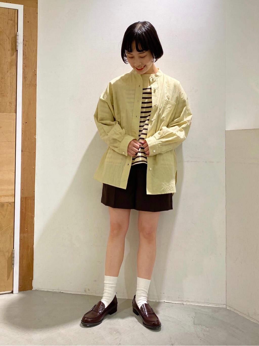 l'atelier du savon 新宿ミロード 身長:159cm 2021.01.26