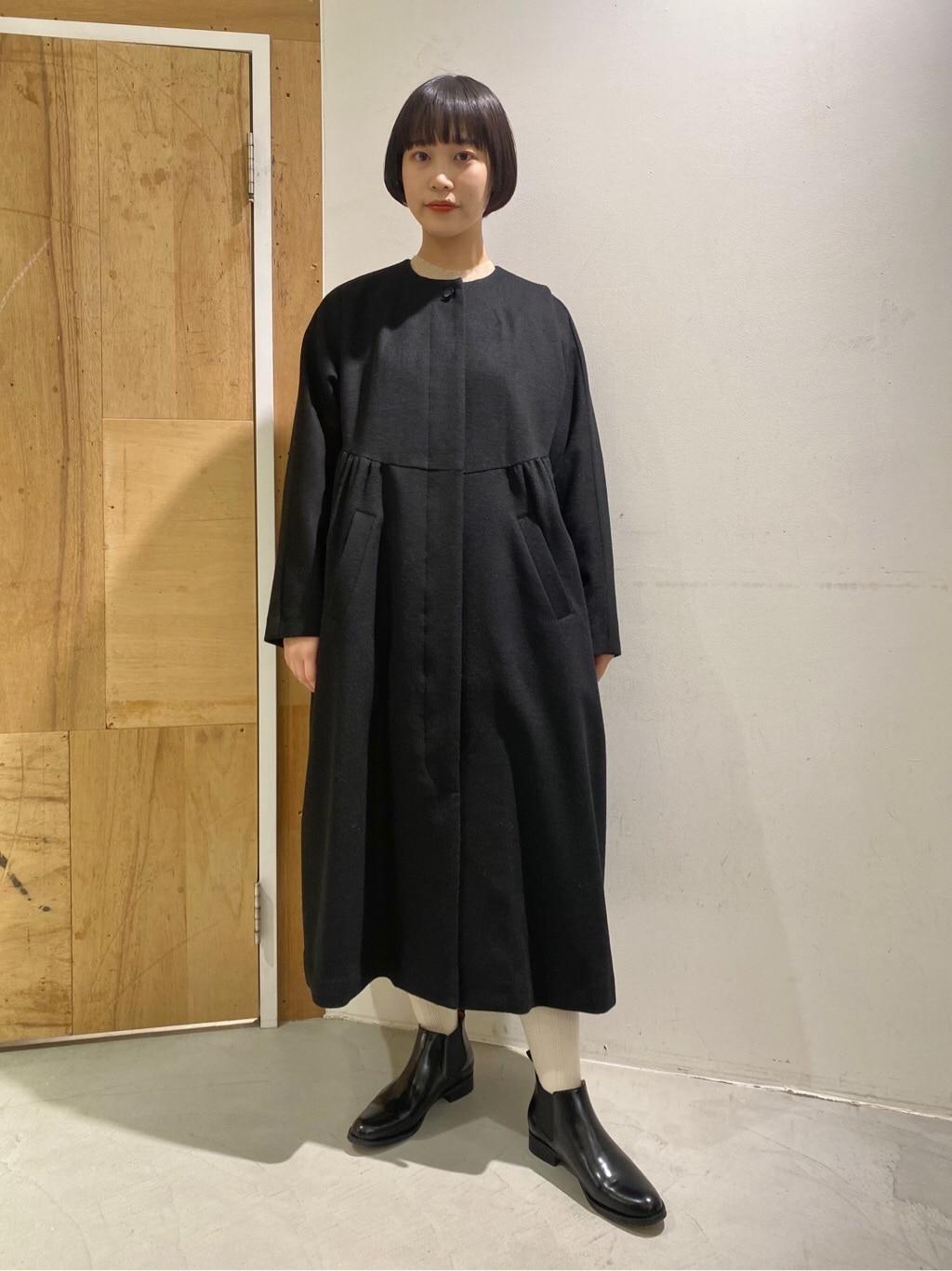 l'atelier du savon 新宿ミロード 身長:159cm 2021.01.13