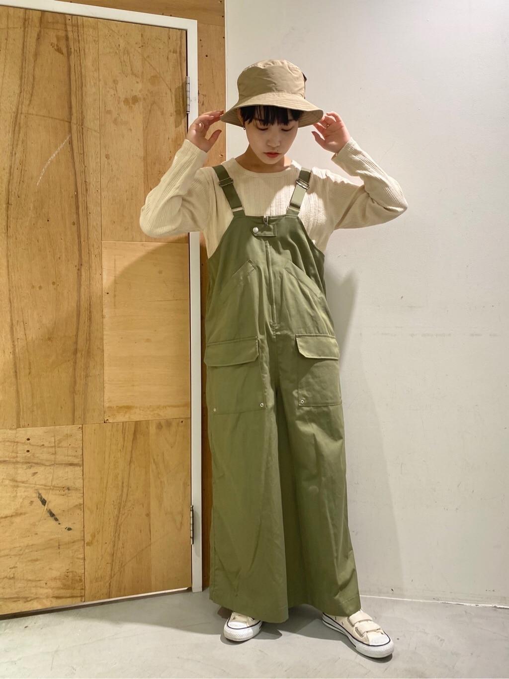 l'atelier du savon 新宿ミロード 身長:159cm 2020.09.24