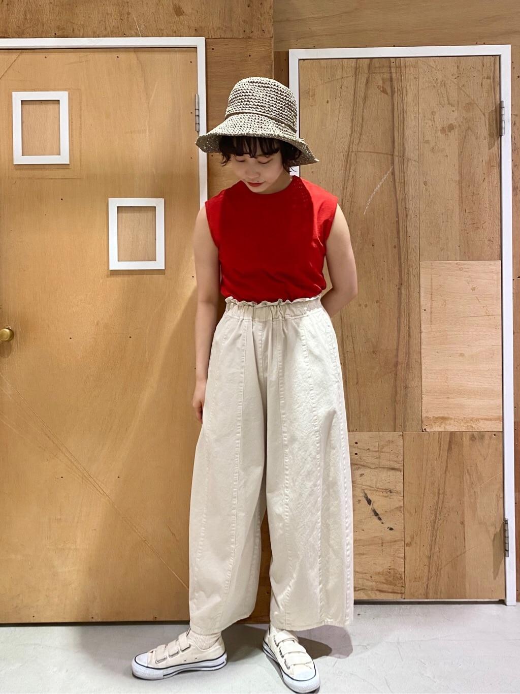 l'atelier du savon 新宿ミロード 身長:159cm 2020.06.23
