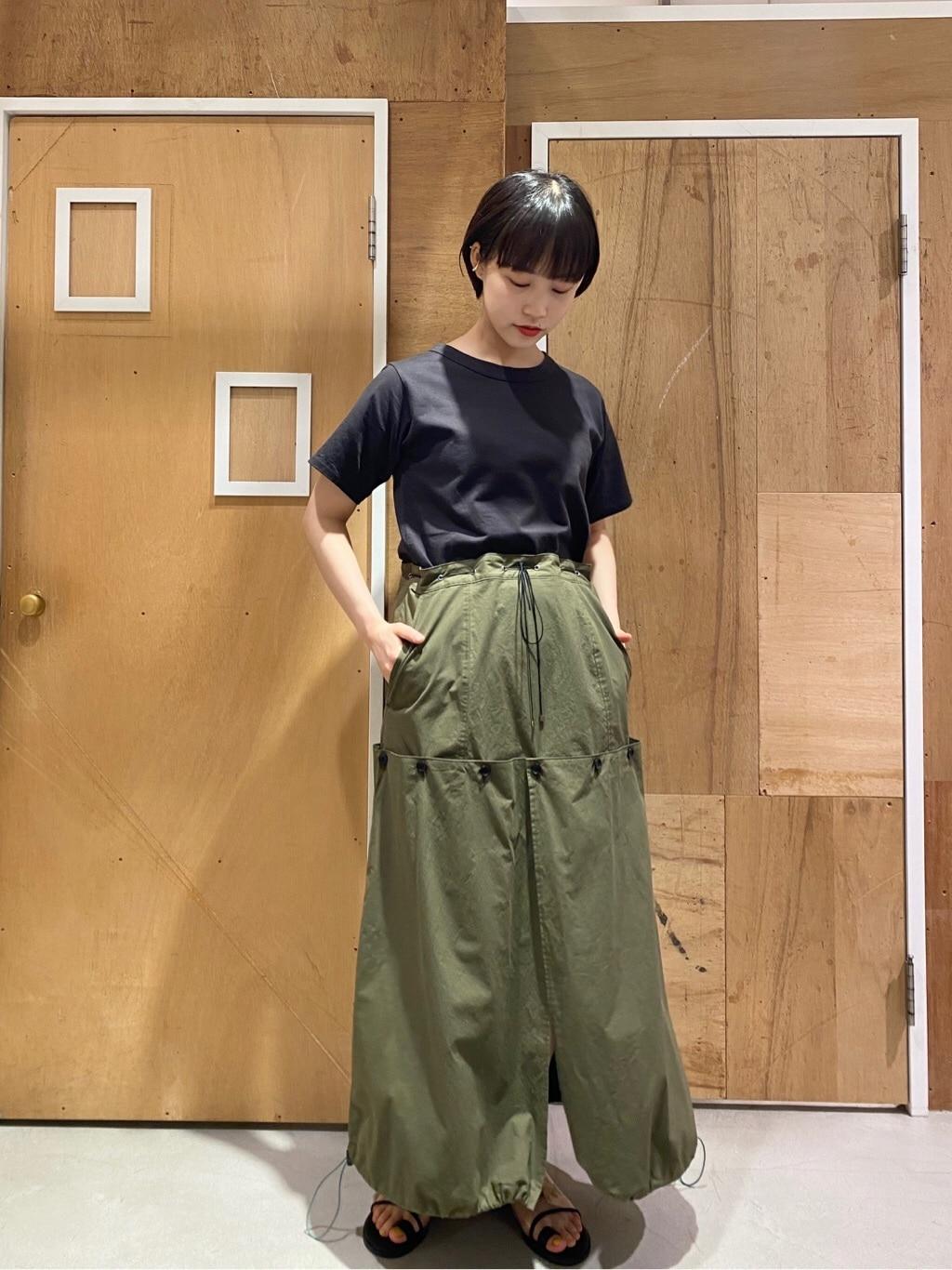 l'atelier du savon 新宿ミロード 身長:159cm 2020.06.28