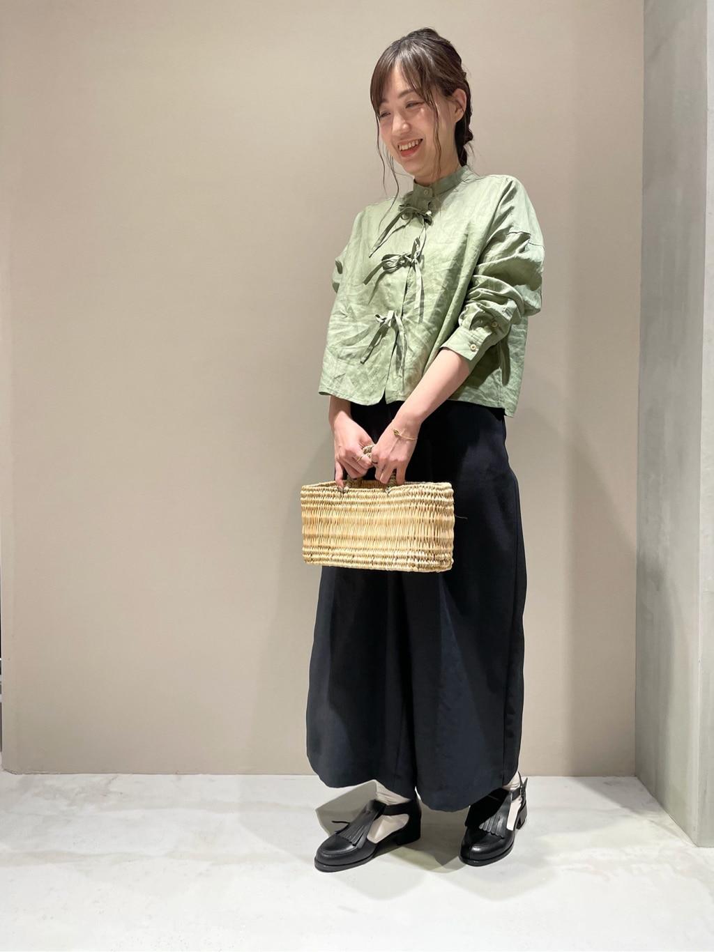 l'atelier du savon 二子玉川rize 身長:166cm 2021.04.21